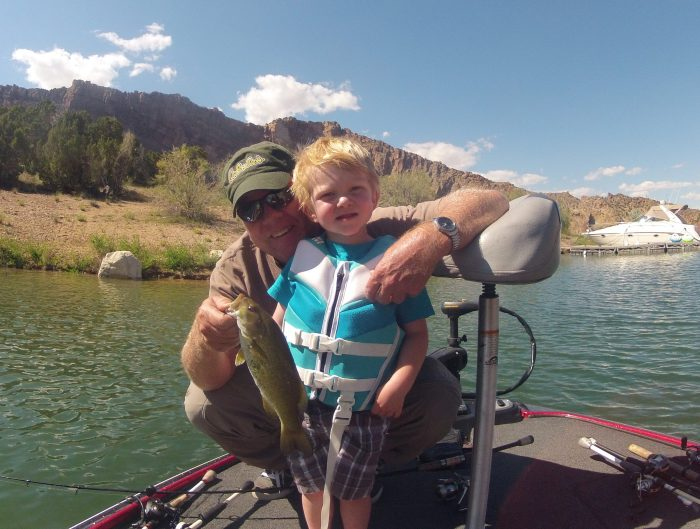 Utah bass fishing archives page 3 of 5 kraken bass for Sand hollow fishing report