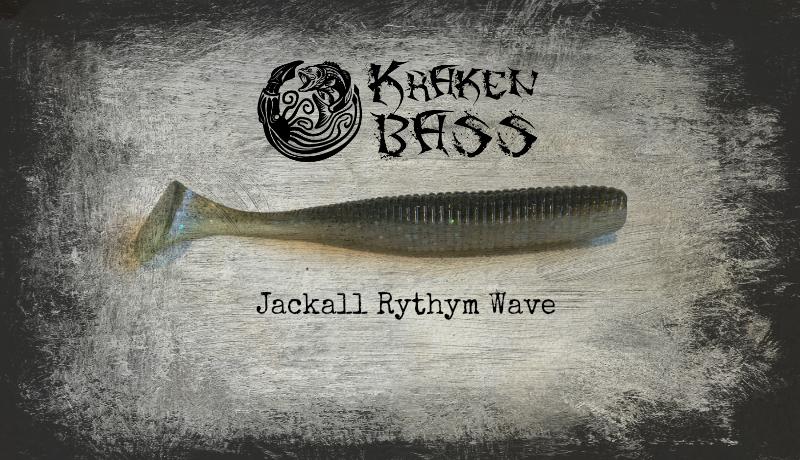 Jackall Rhythm Wave Best Softplastic Swimbait