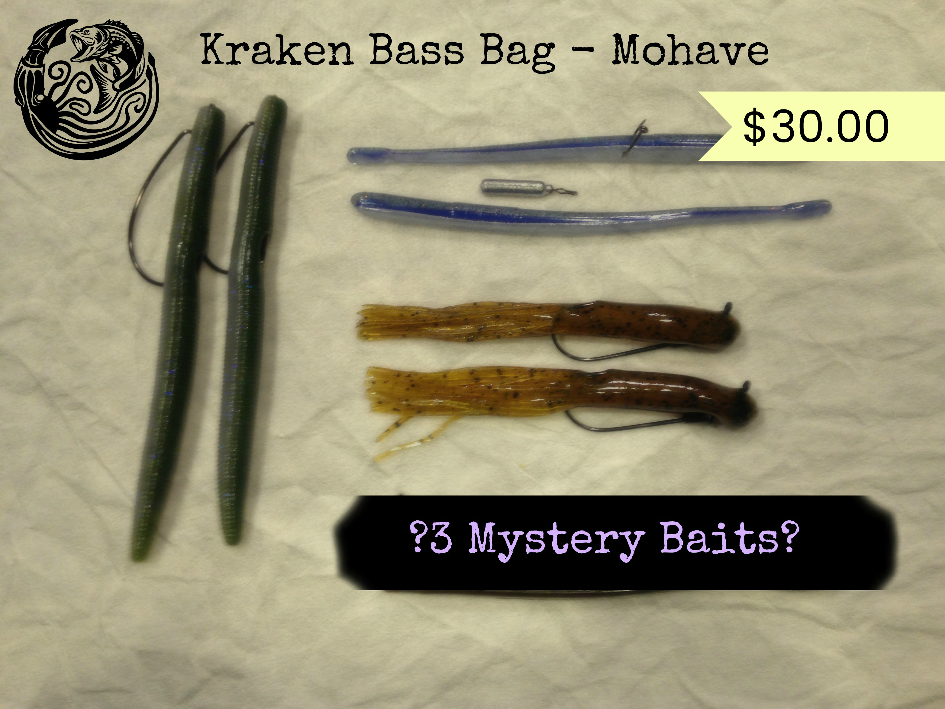 Best baits lake mohave fishing largemouth and smallmouth for Best bait for lake fishing