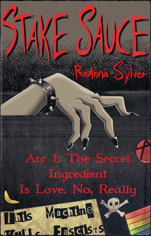 Stake Sauce, Arc 1: The Secret Ingredient is Love. No, Really.
