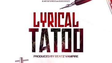 Shatta Wale Lyrical Tattoo Mp3 Download