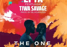 Efya The One Mp3 Downoad