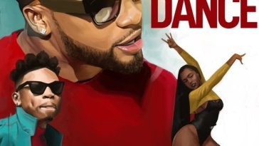 B-Red ft Mayorkun - Dance Mp3 Download