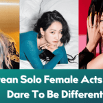 5 Korean Solo Female Acts Who Are Different