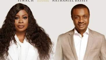 Sinach ft. Nathaniel Bassey - Beautiful