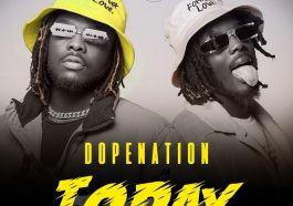 DopeNation - Today [MP3 DOWNLOAD]