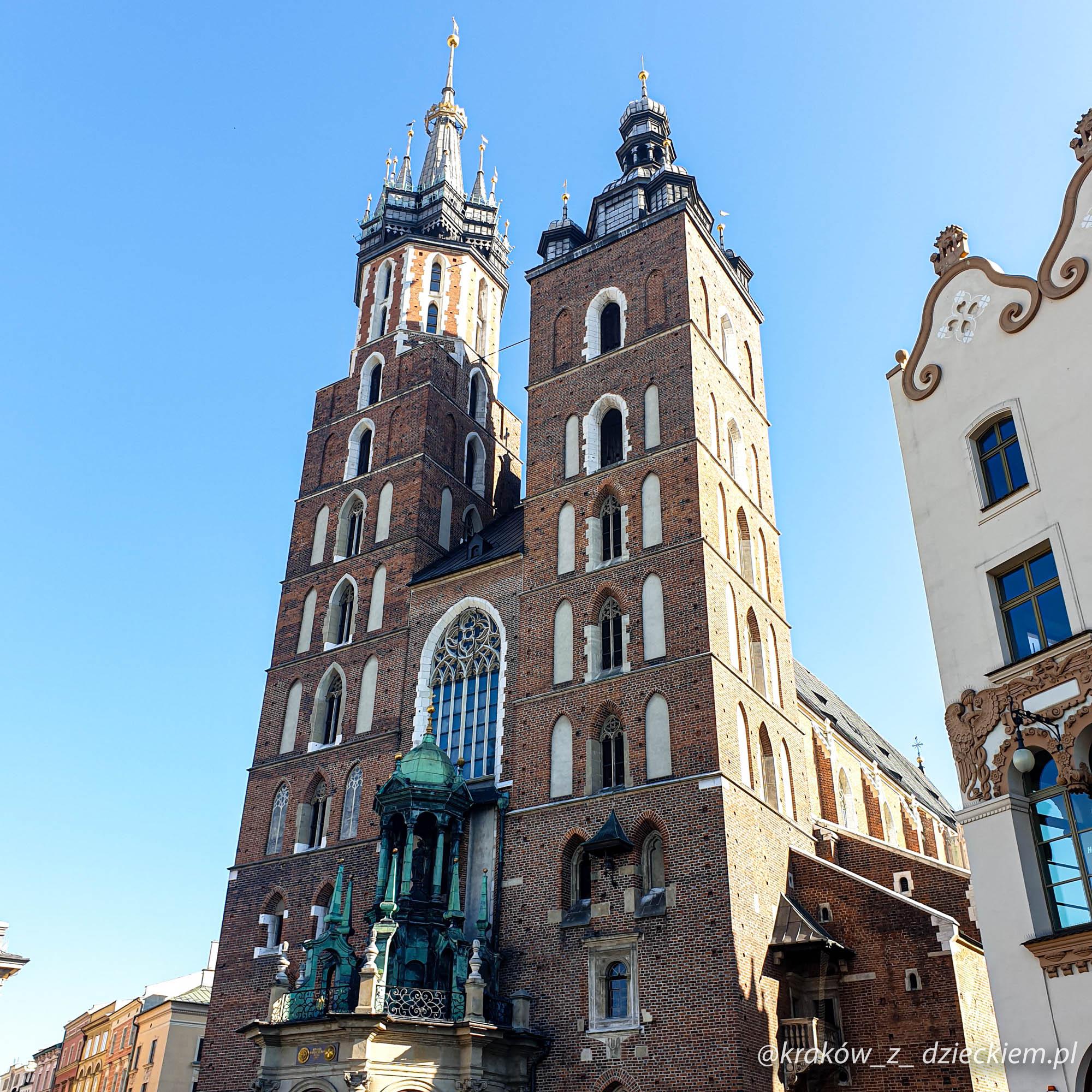 Legenda – O wieżach Kościoła Mariackiego