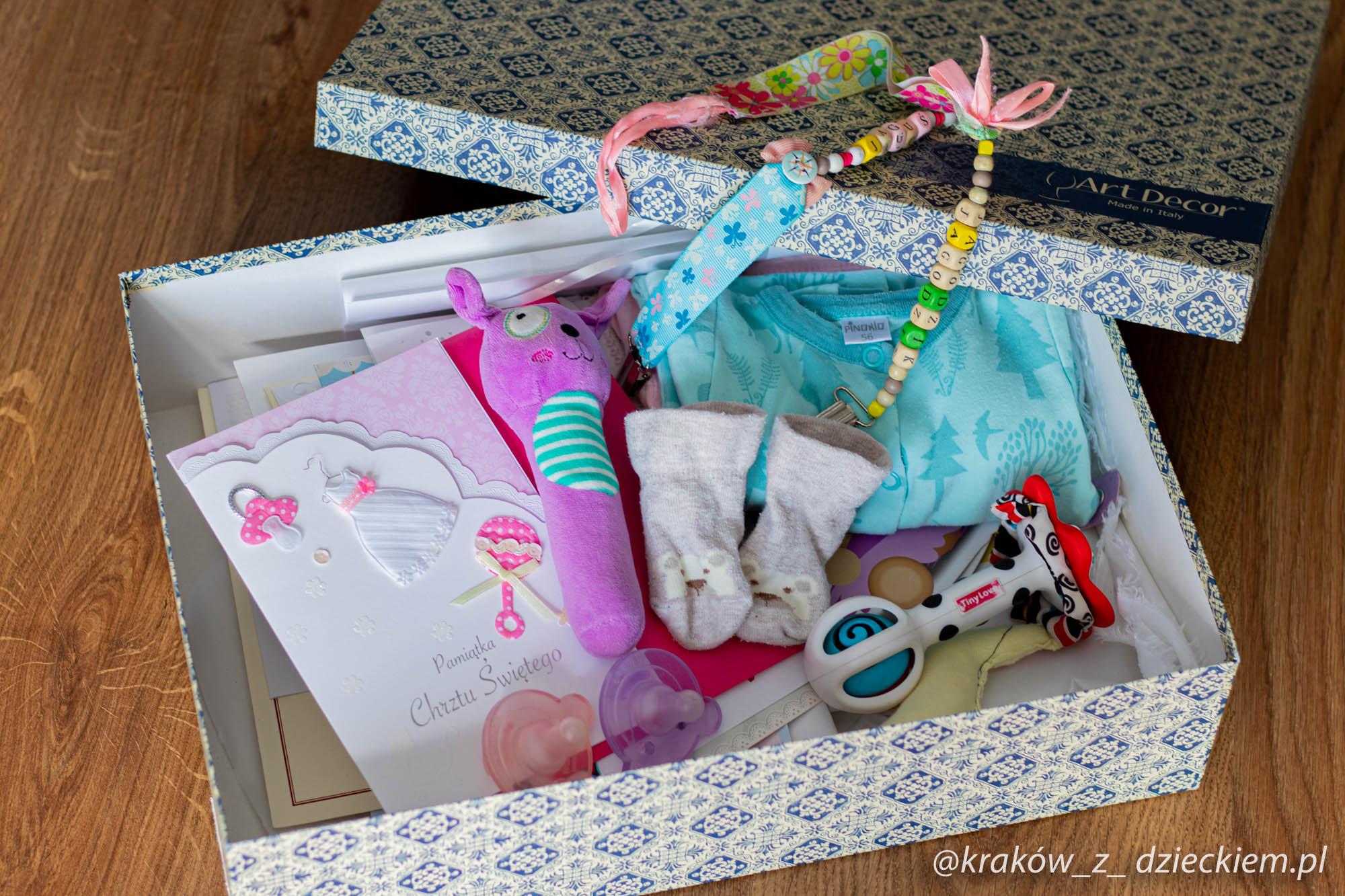 pudełko skarbów