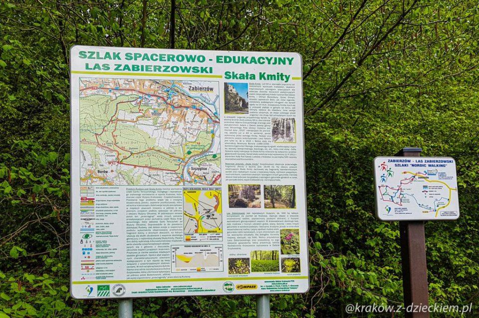 las zabierzowski tablica informacyjna