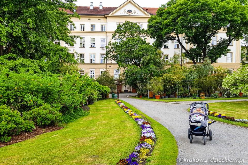 Ogród botaniczny UJ Kraków
