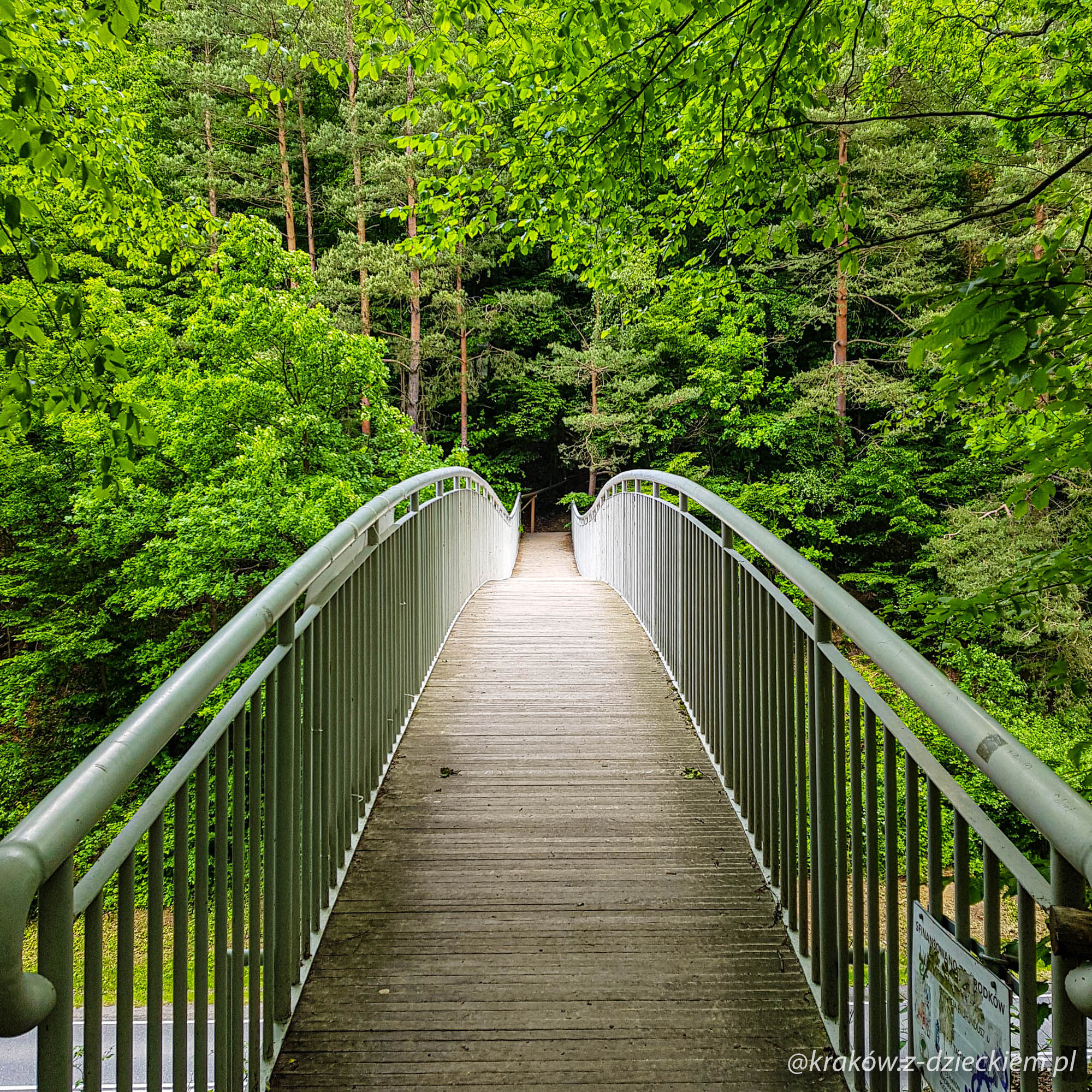 most ciężkowice