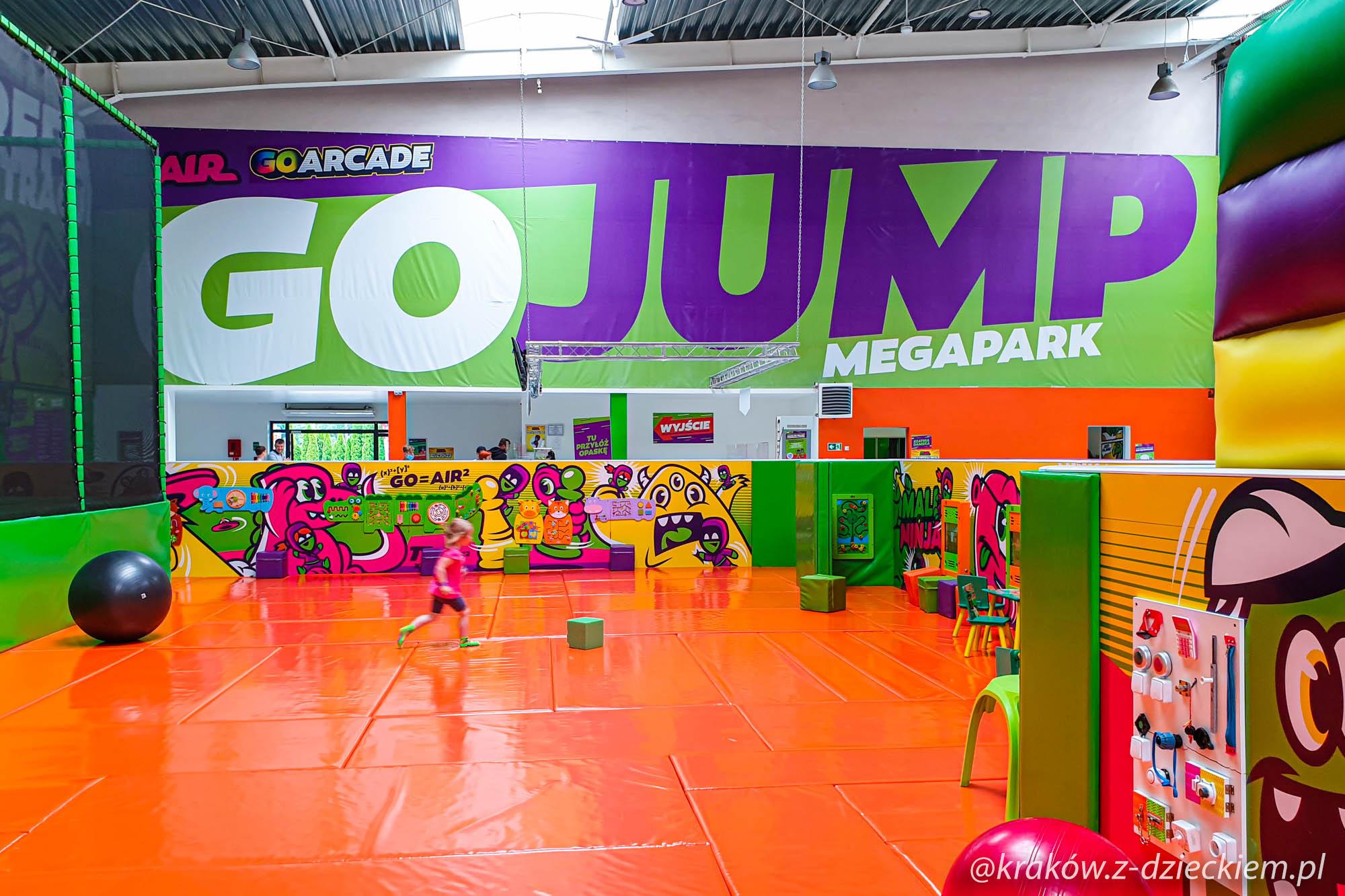 Go Jump Strefa Malucha
