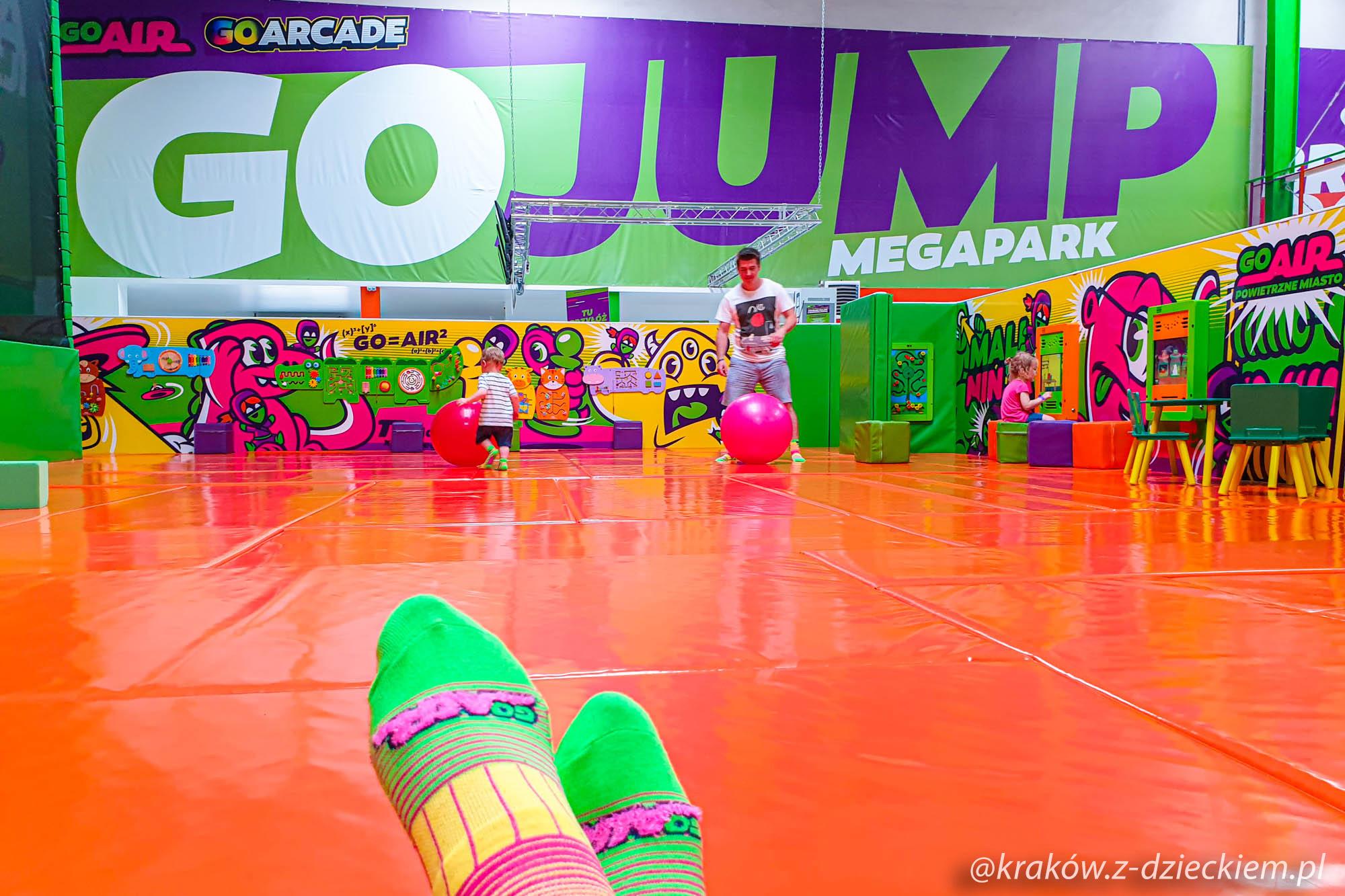 zabawa w Go Jump