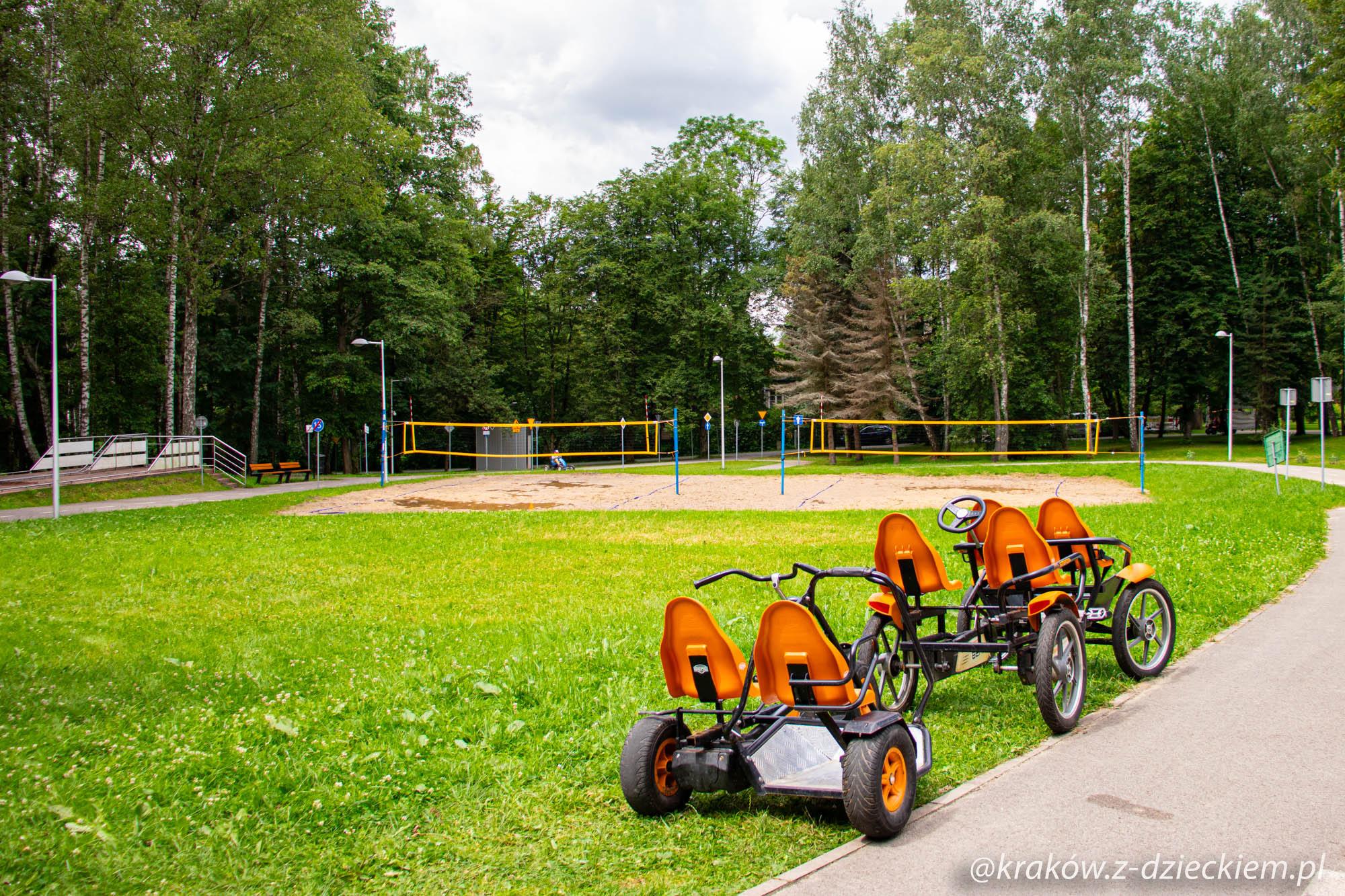 Rowery, Rabka-Zdrój
