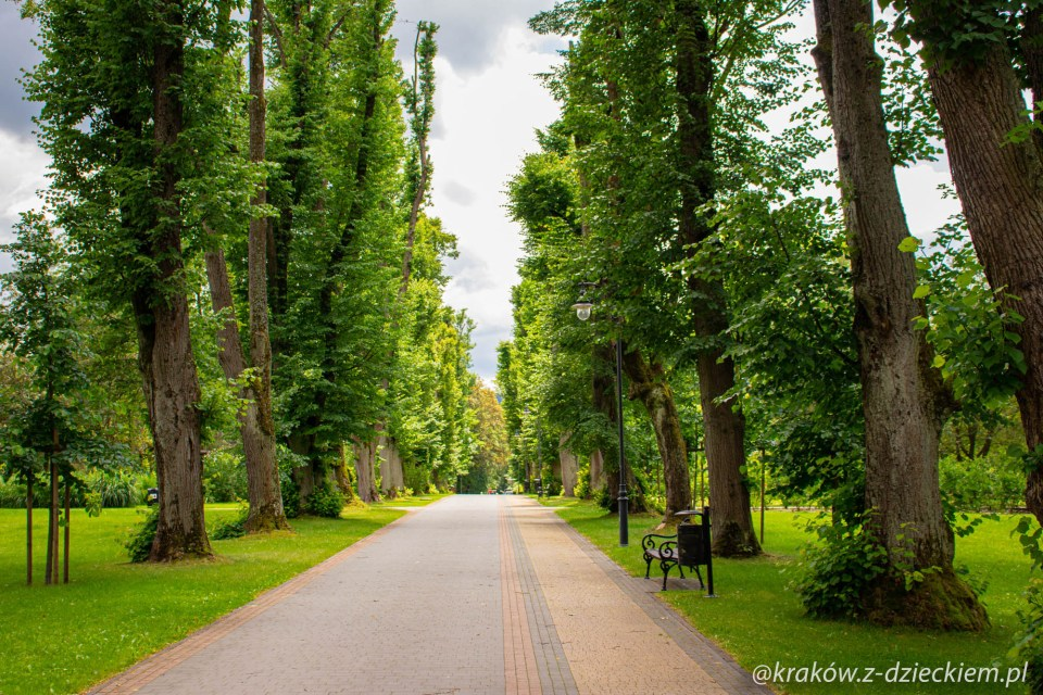 Park, Rabka-Zdrój
