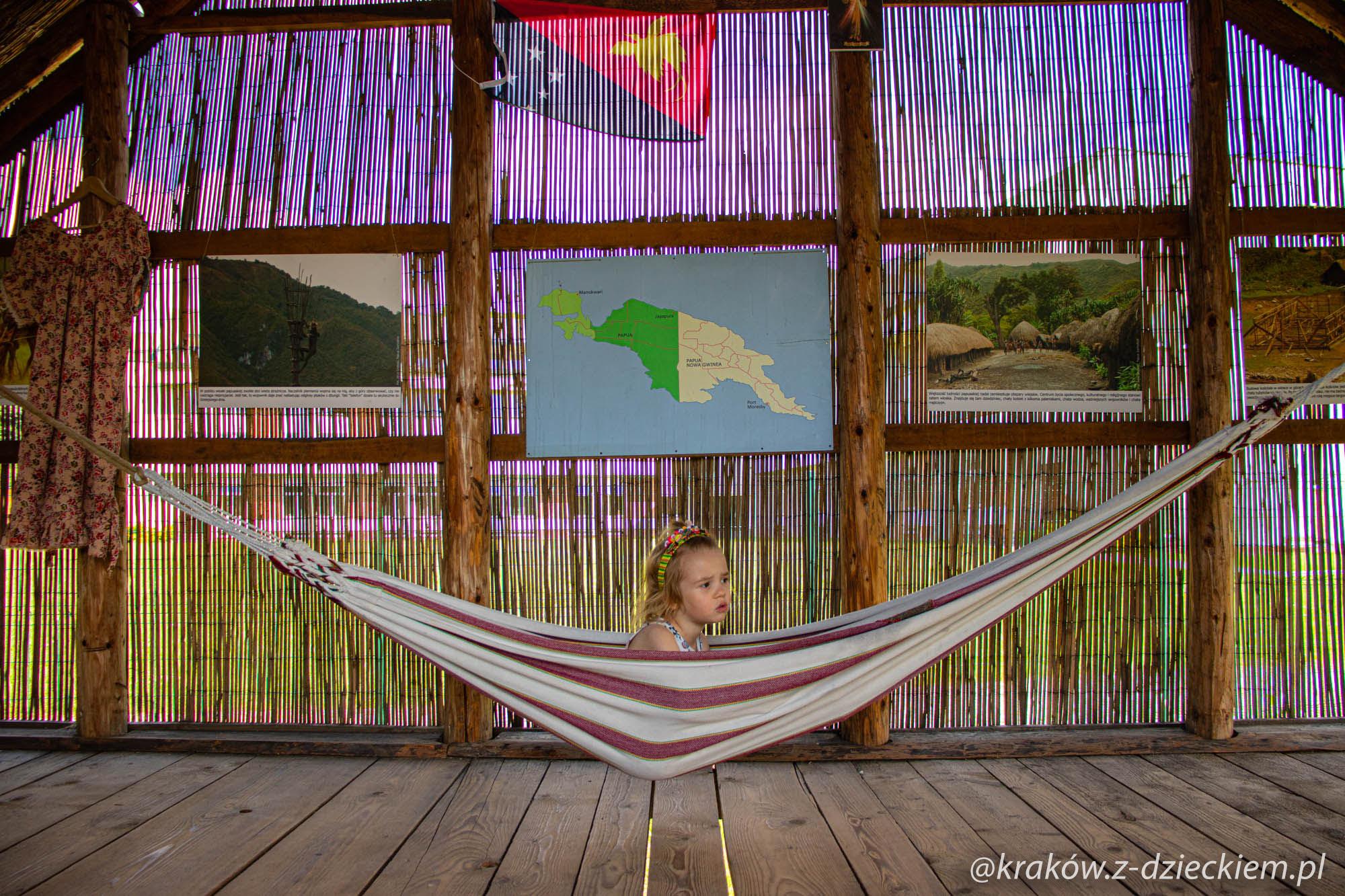 Papuaski dom, wioski świata