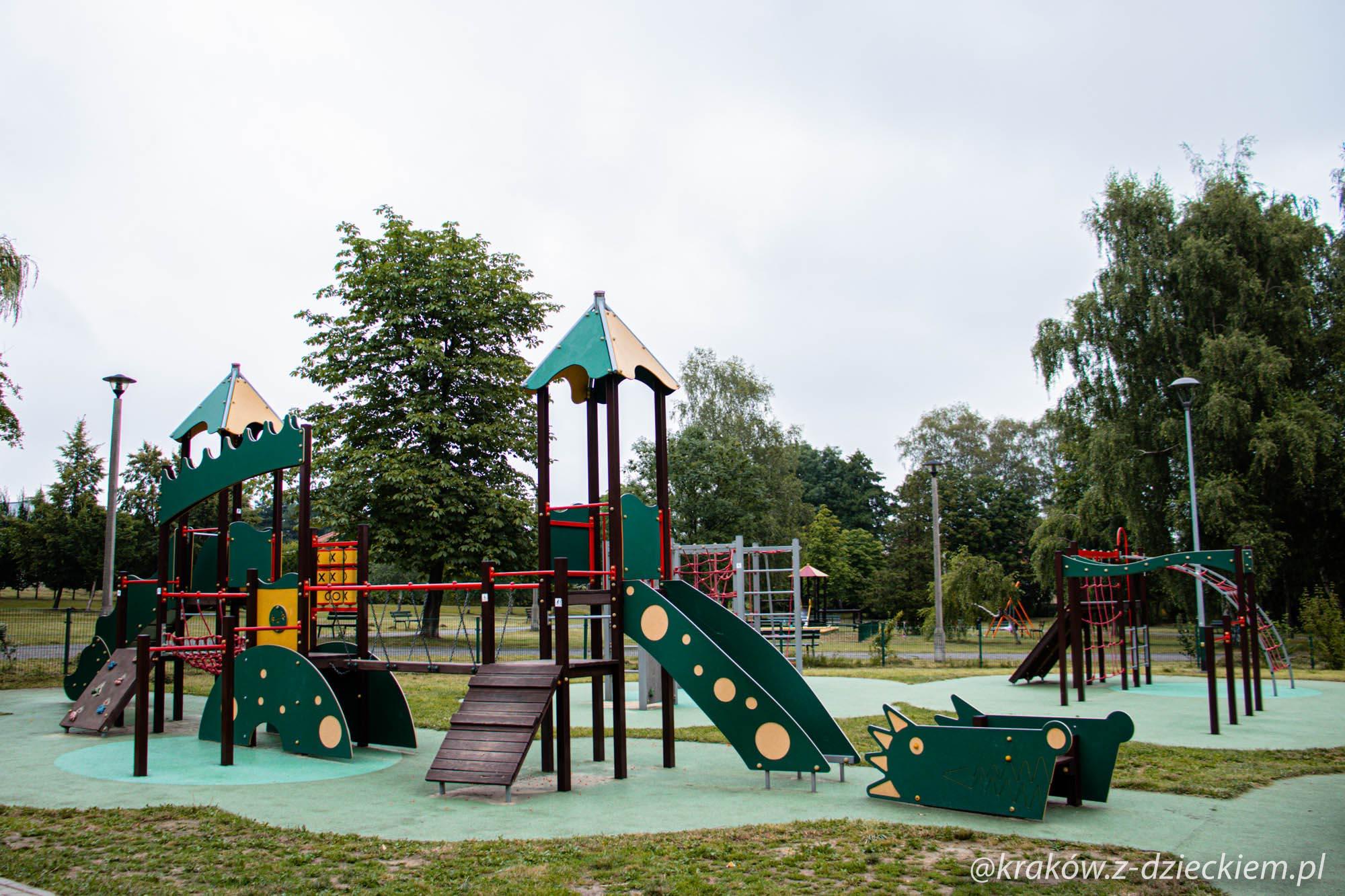 Park Maćka i Doroty - Smoczy Skwer