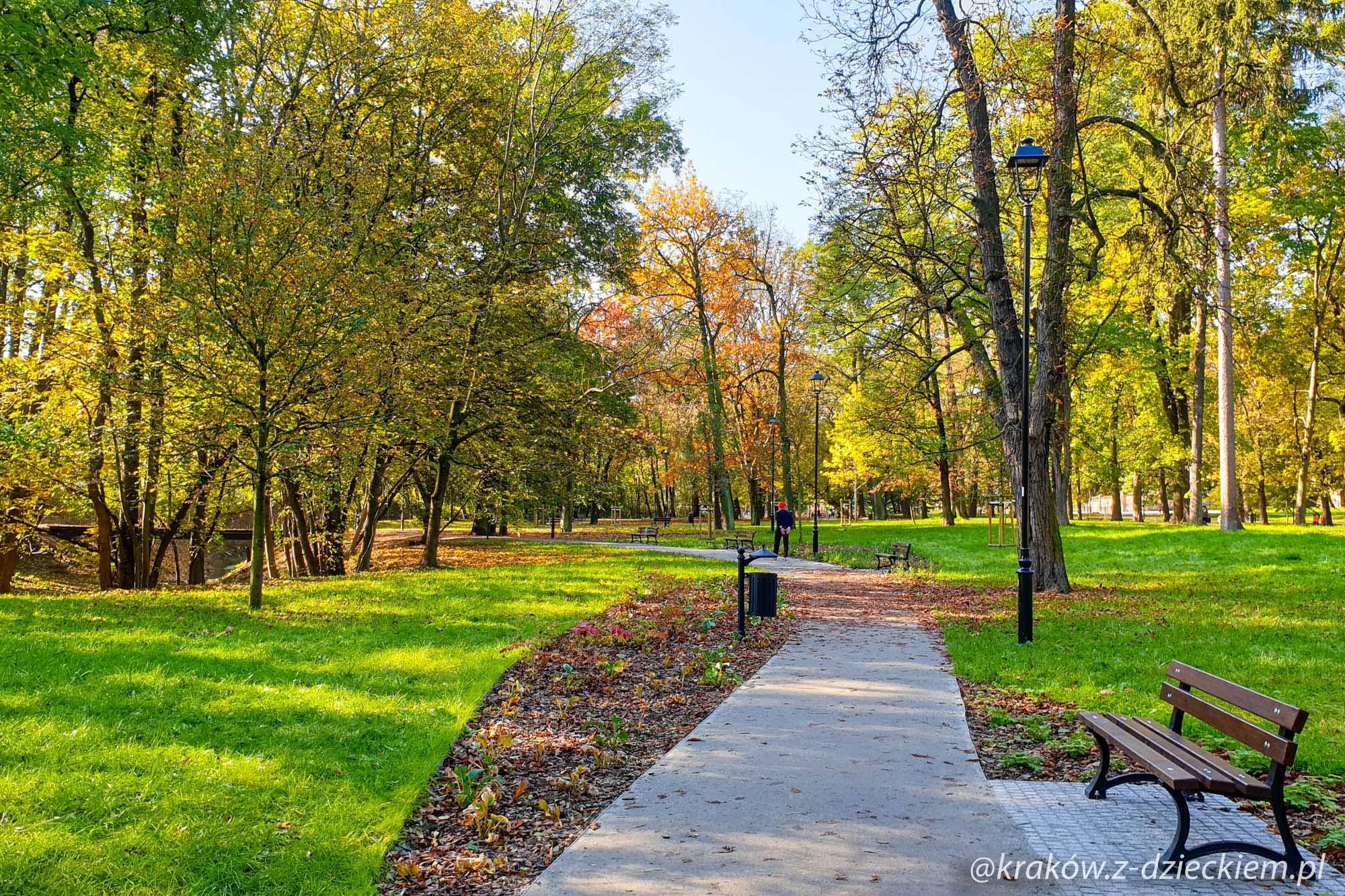 Park Jerzmanowskich
