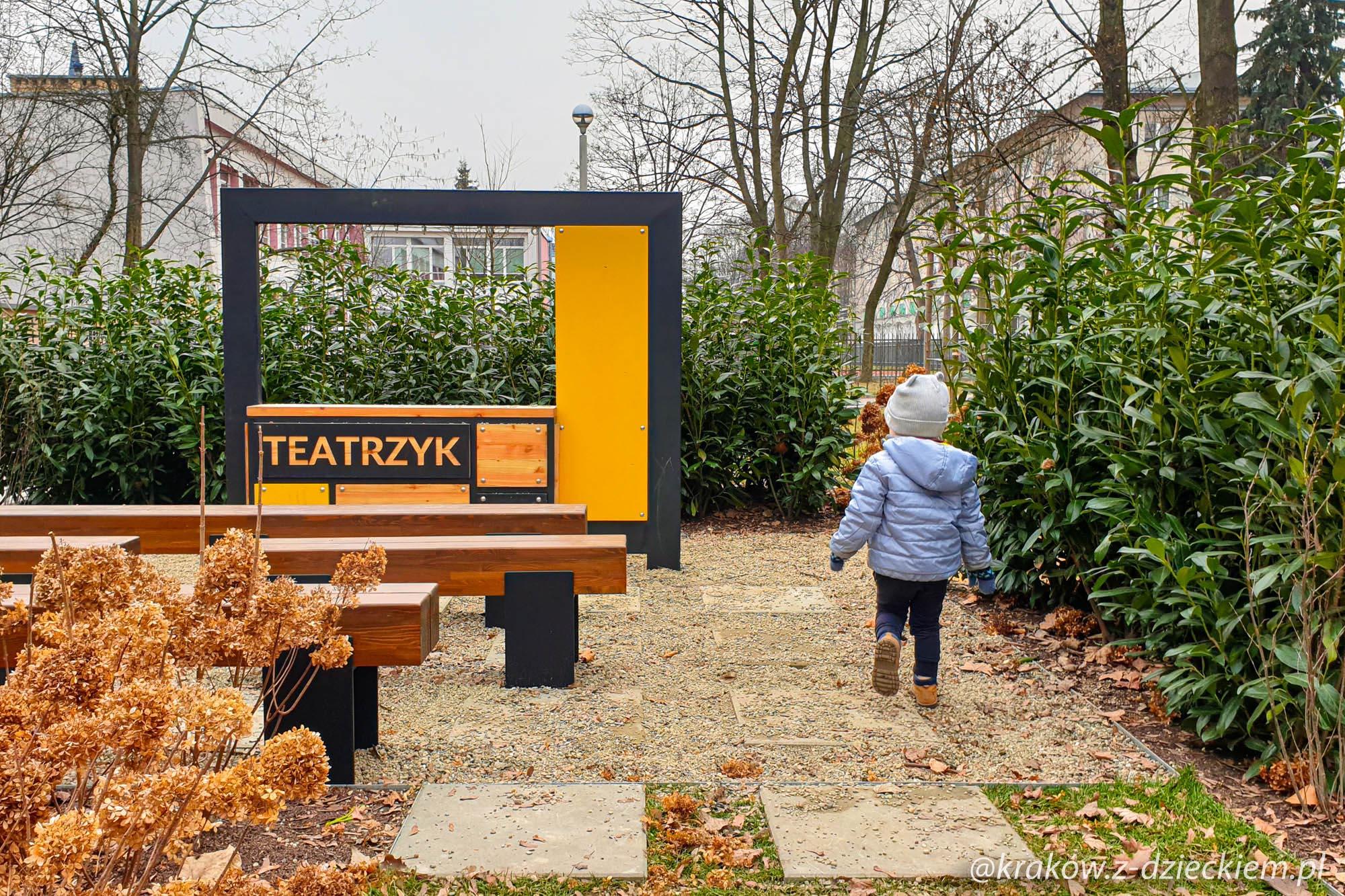 Teatralny Ogród Krakowian