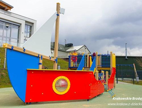 Słoneczny Park Siepraw plac zabaw