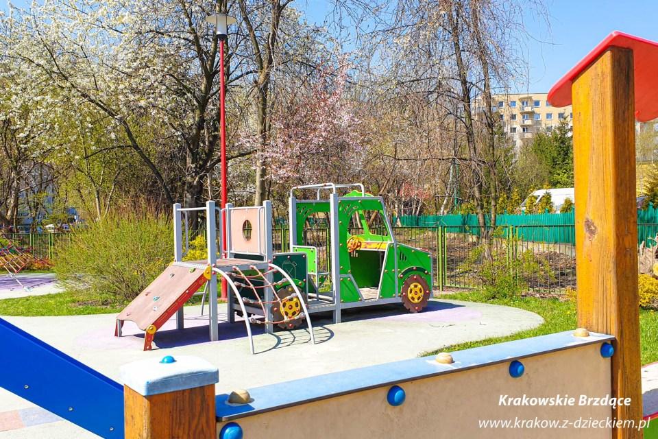 Plac zabaw przy ul. Ślicznej