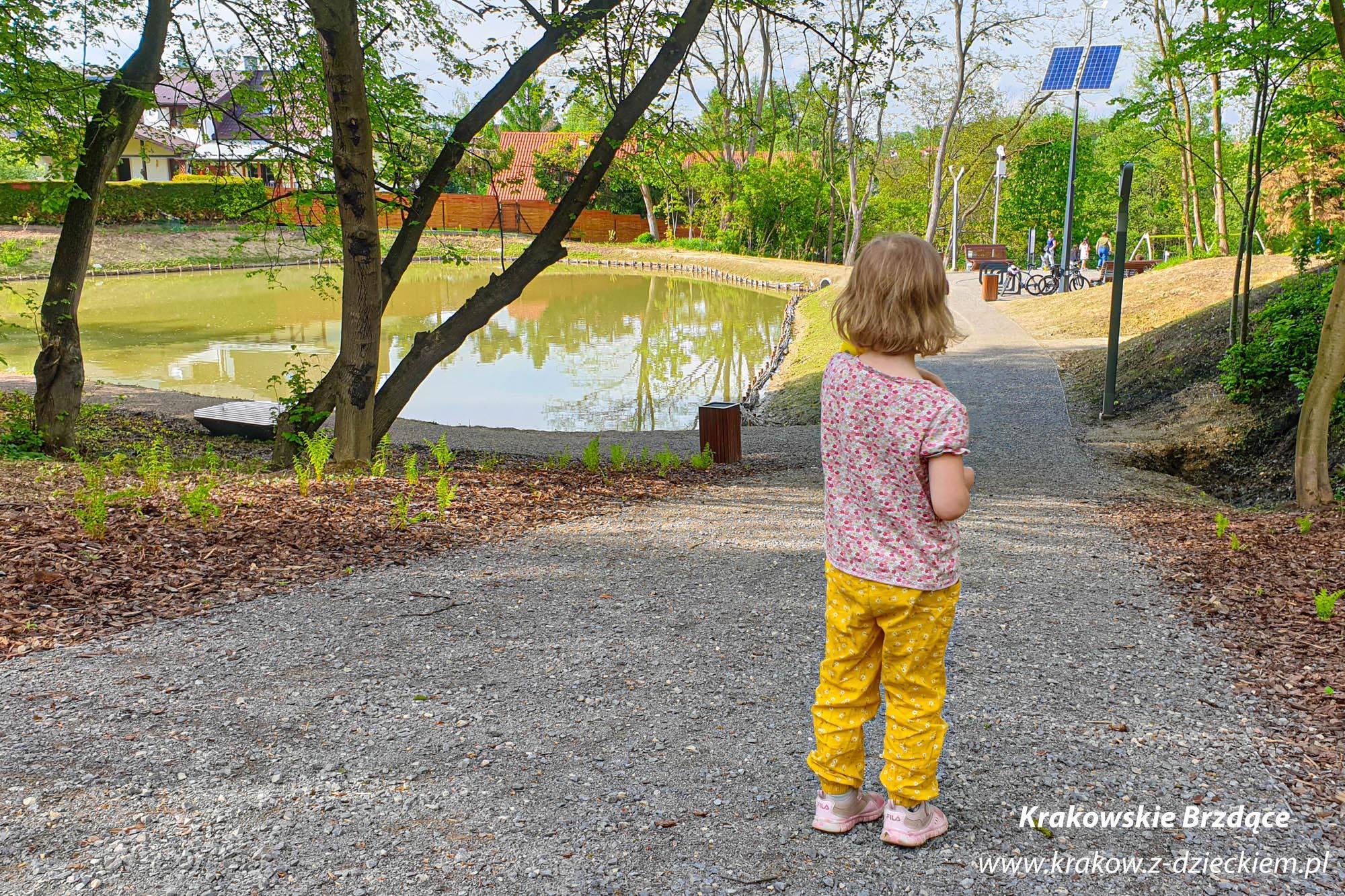 Stok pod Baranem - nowy park w Wieliczce