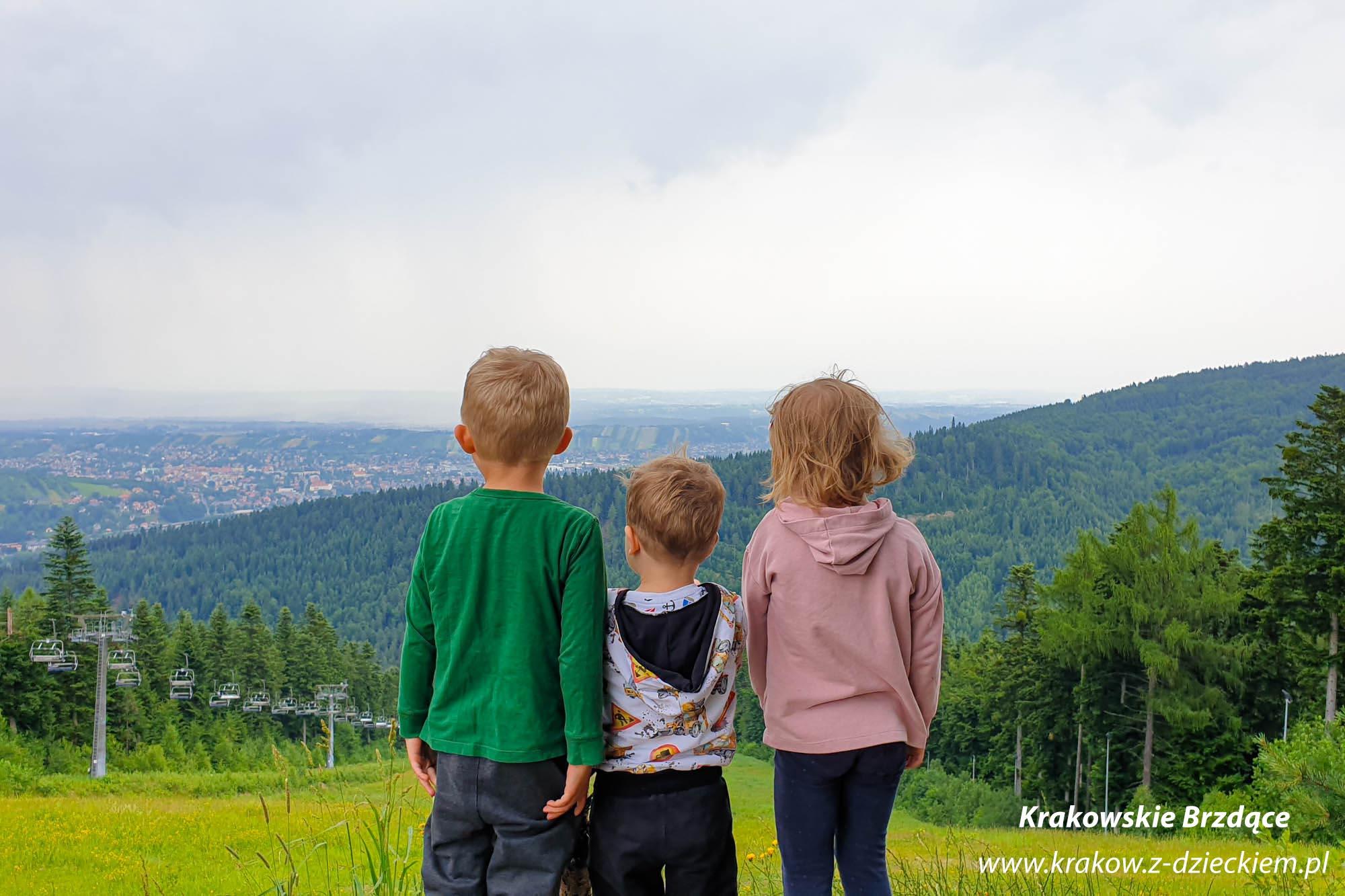 Góra Chełm w Myślenicach