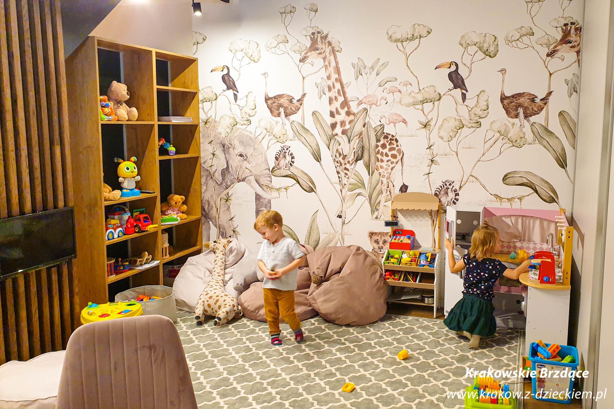 Restauracja Lime&Spicy kącik zabaw