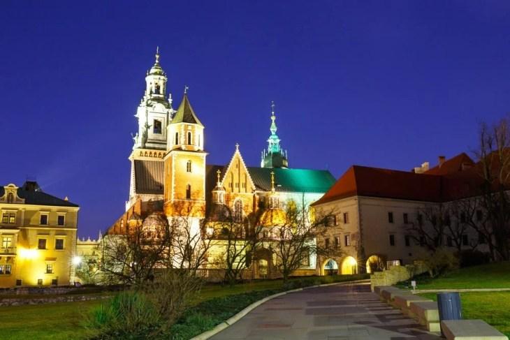 Dra på guidet tur i Krakow