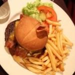 Hamburger in Krakow