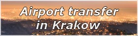airport transfer Krakow