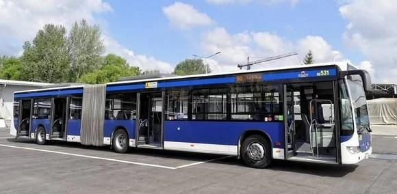 public transportation from krakow airport