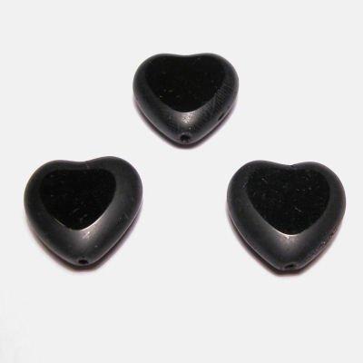 hartje zwart 15 mm