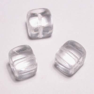 kubus transparant 9 mm