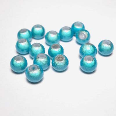 miracle bead turkoois 6 mm