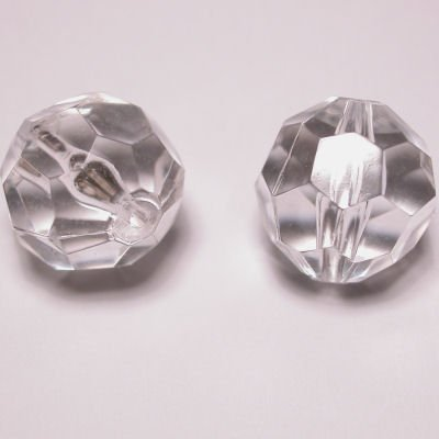 Kraal facet crystal 14 mm