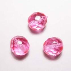 facet roze 10 mm