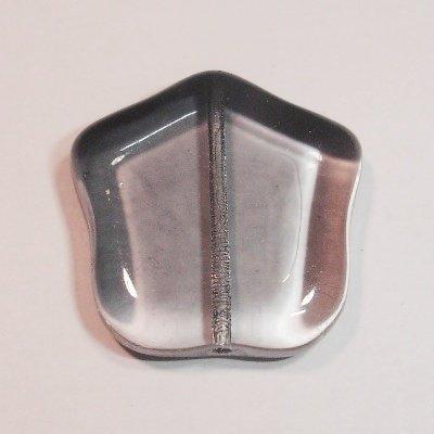 kraal tulp grijs 24 mm