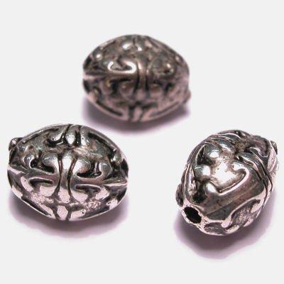metal look kraal 8x10 mm