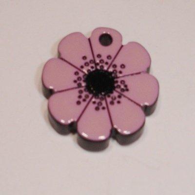 bloem paars 18 mm