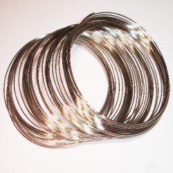 spiraal armband diameter 5.5 cm