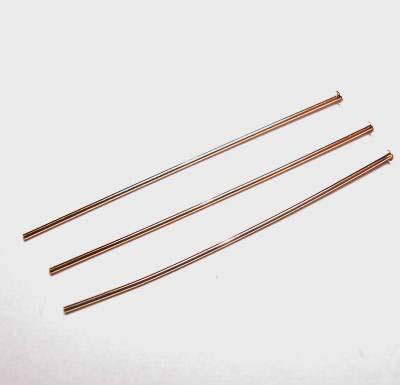 nietstiften goud 45x0,8 mm