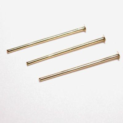 nietstift brons 20x0,8 mm
