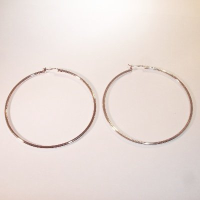creool zilver 50 mm