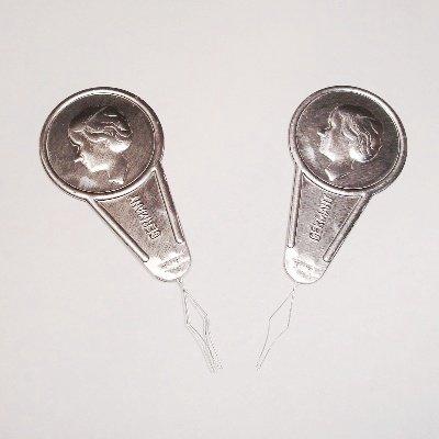metalen draad insteek hulp 51 mm