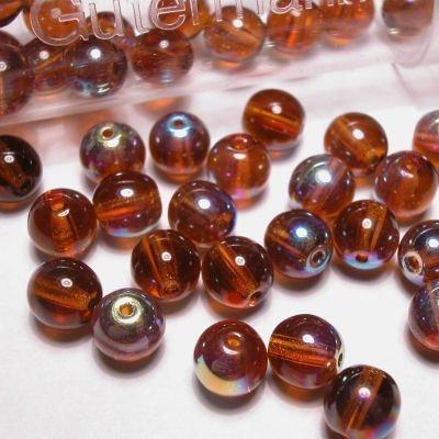 regenboogparels 6 mm kleur 2046