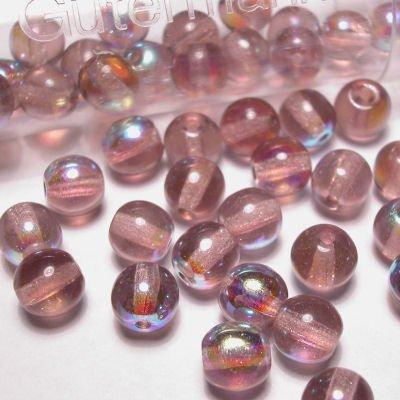 regenboogparels 6 mm kleur 5560