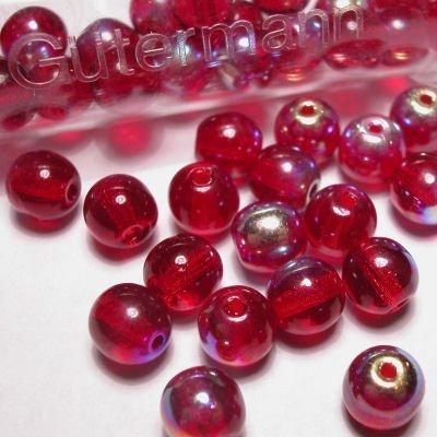 regenboogparels 6 mm kleur 4395