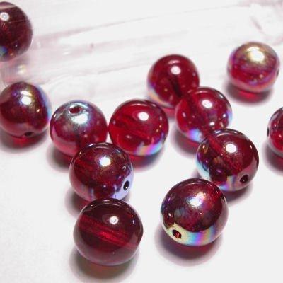 regenboogparels 8 mm kleur 4395