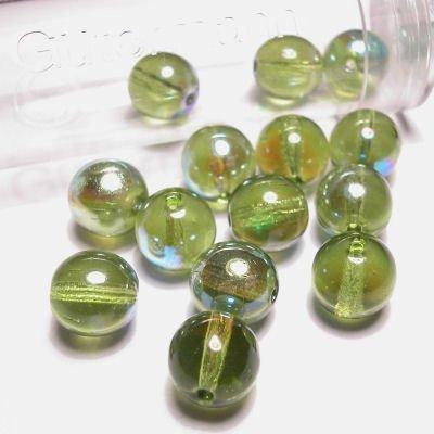 regenboogparels 8 mm kleur 8320